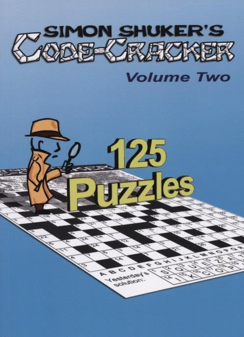 Code-Cracker, Volume Two