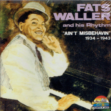 FATS WALLER and his Rhythm-