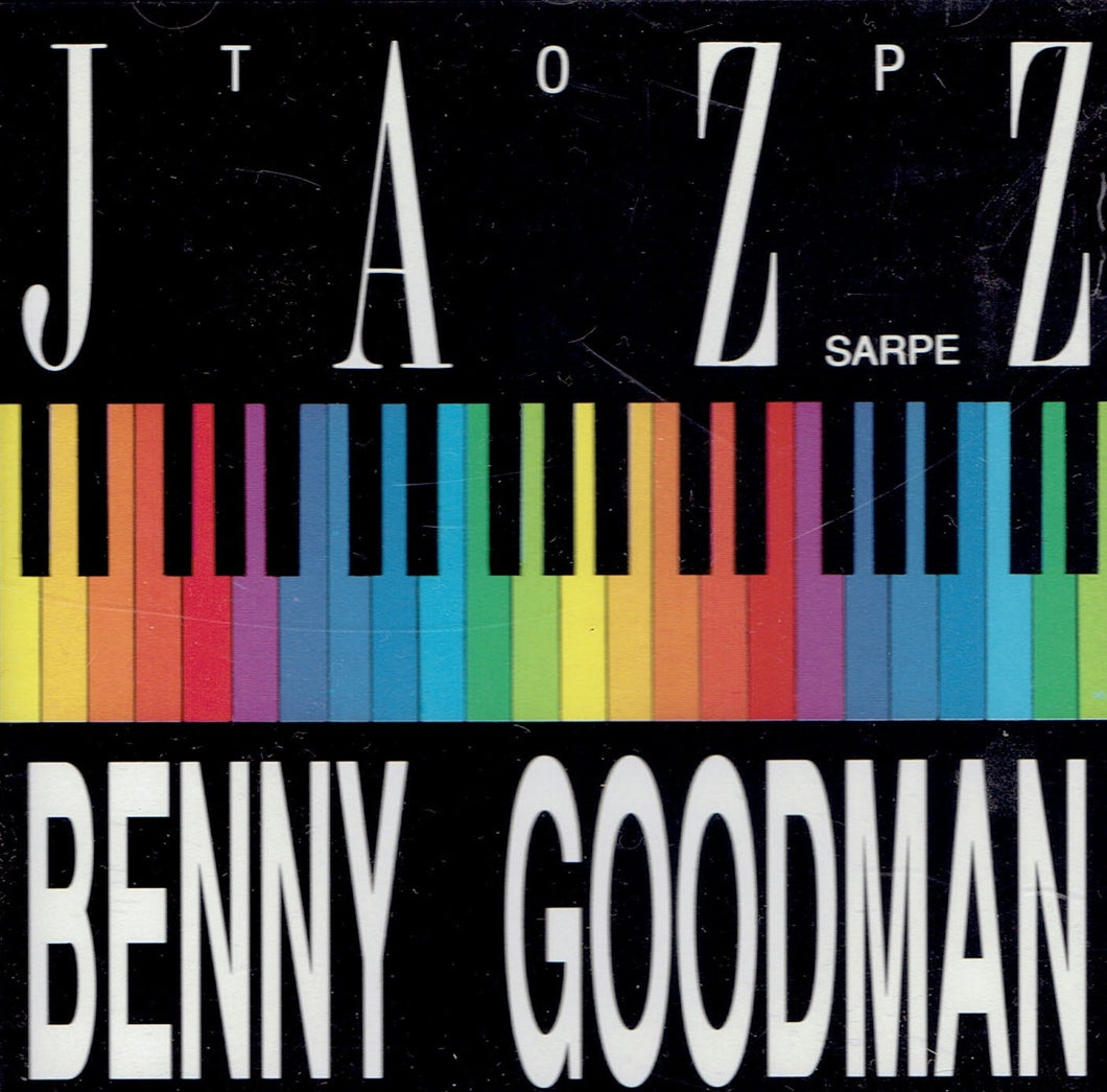 TOP JAZZ- BENNY GOODMAN (CD)