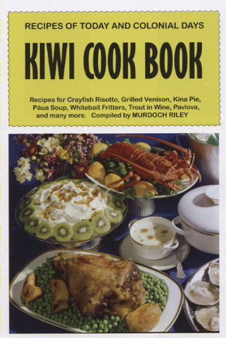Kiwi Cook Book-Pocket Guide