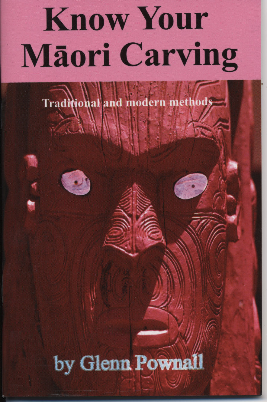 Know Your Māori Carving Pocket Guide