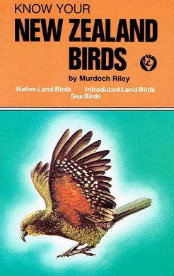 Know Your New Zealand Birds -Pocket Guide