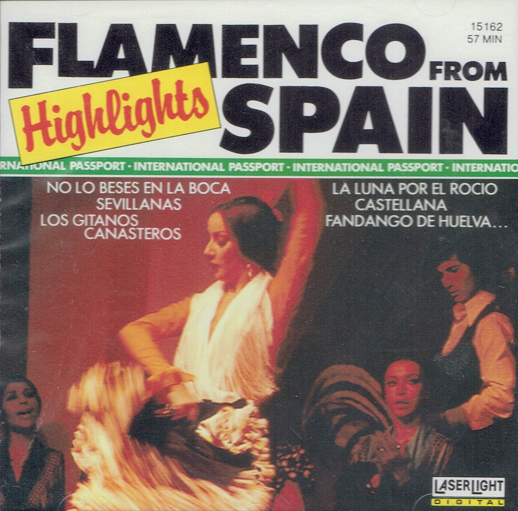 FLAMENCO FROM SPAIN