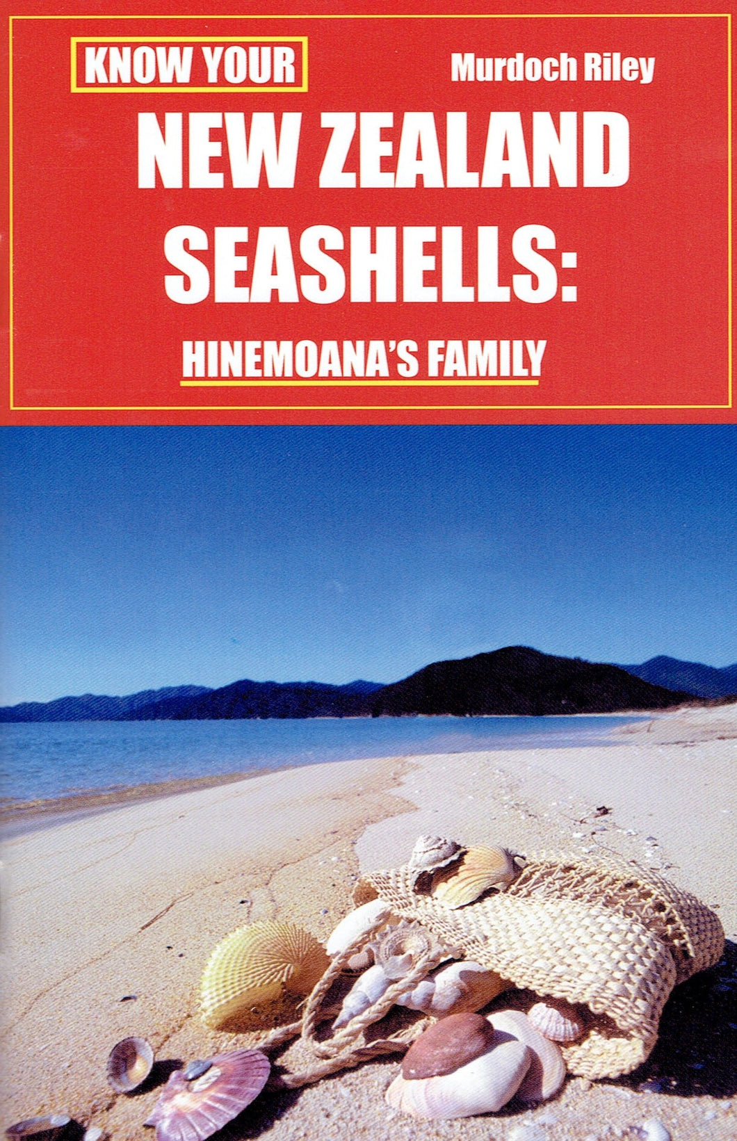 Know Your New Zealand Seashells Pocket Guide