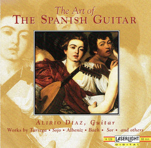 The Art of The Spanish Guitar CD
