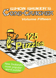 Code-Cracker, Volume Fifteen