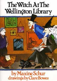 Witch At The Wellington Library