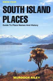 Know Your South Island Places - Pocket Guide