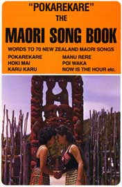 Māori Song Book- Pocket Guide