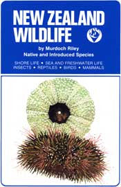 New Zealand Wildlife- Pocket Guide