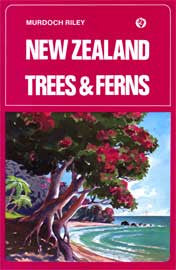 New Zealand Trees And Ferns- Pocket Guide (Paperback)