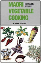 Māori Vegetable Cooking- Pocket Guide