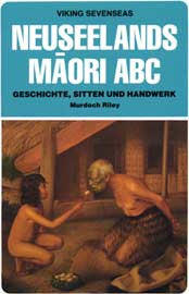 Neuseelands Māori ABC- Pocket Book