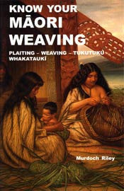 Know Your Māori Weaving- Pocket Guide (Staple bind)