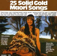 25 Solid Gold Māori Songs (CD only)