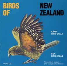 Birds Of New Zealand (CD)