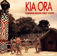 Kia Ora: The Māori Sound Experience (CD)