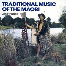 Traditional Music Of The Māori: An Historical Collection  (CD)