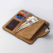 Load image into Gallery viewer, Baellerry Leather Luxury Wallet.