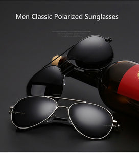 Classic Polarized Sunglasses.