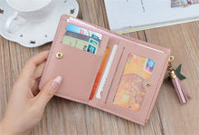 Load image into Gallery viewer, UOSC Geometric Cute Wallet.