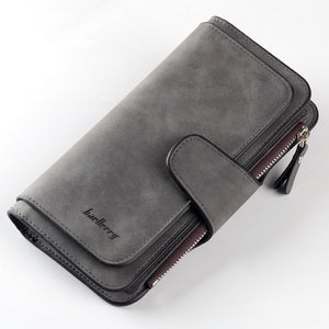 Baellerry Leather Luxury Wallet.