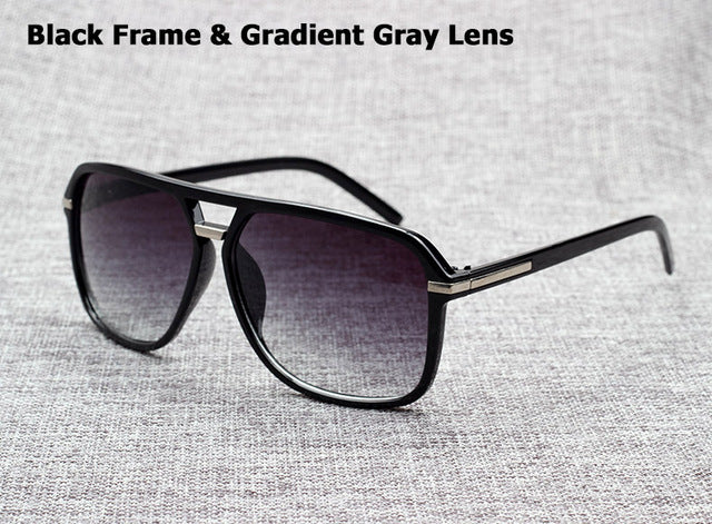 JackJad Gradient Style Sunglasses.