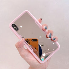 Load image into Gallery viewer, Gimfun Mirror TPU Case For Iphones.