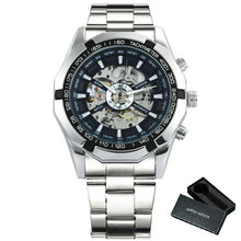 Load image into Gallery viewer, Skeleton Automatic Mechanical Watch.