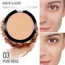 Load image into Gallery viewer, SACE LADY Compact Powder Oil Control Matte Makeup.