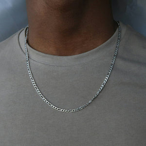 Classic Figaro Chain Necklace.