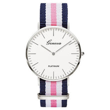 Load image into Gallery viewer, Nylon Fashion Quartz Watch.