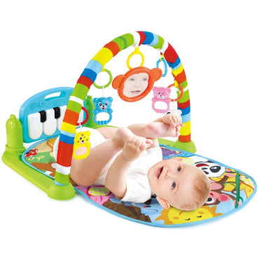 Baby Play Mat Kids Rug Educational Carpet With Piano Keyboard toy