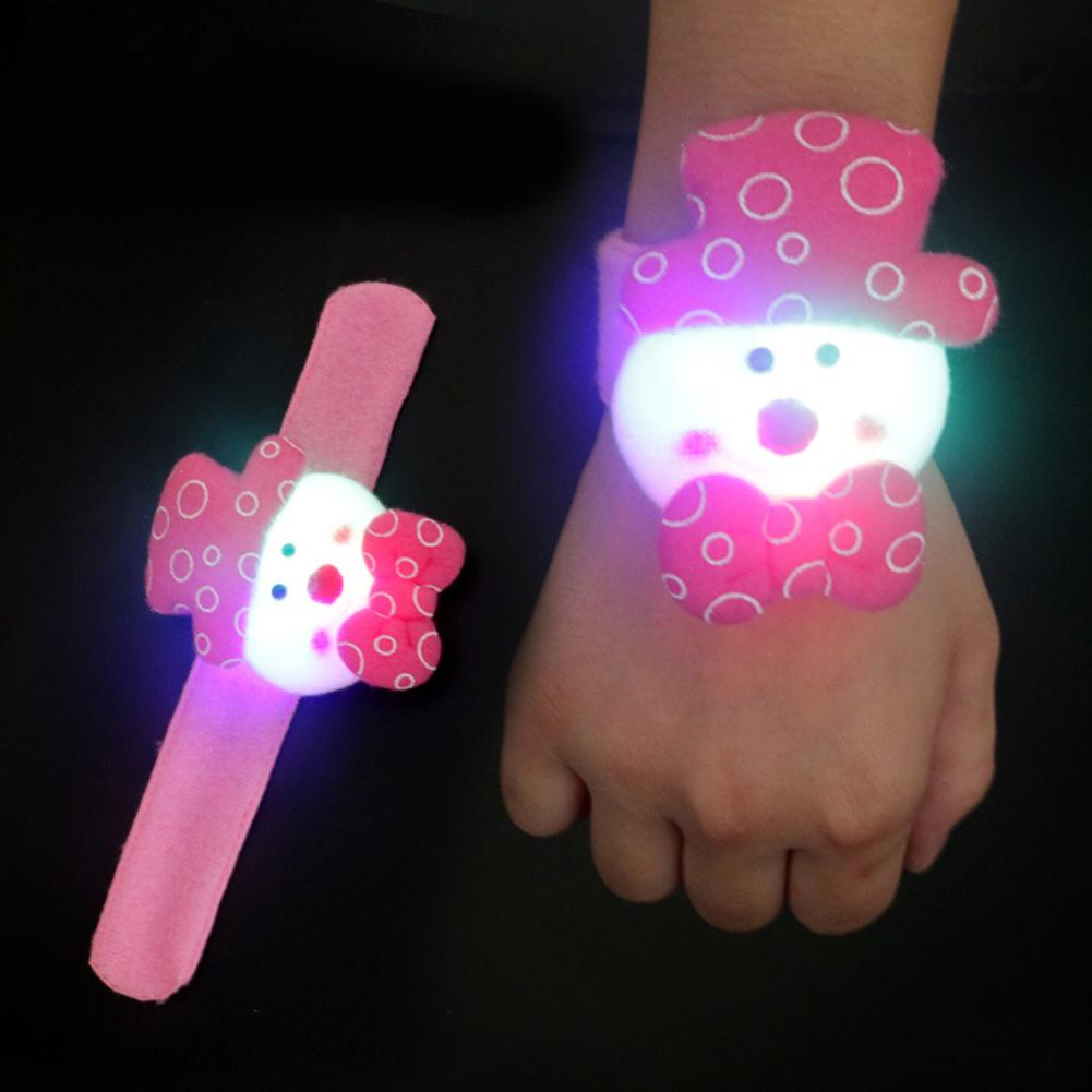 Novelty Toys Multicolor Light Flash For Kid   Creative Bracelet Watch