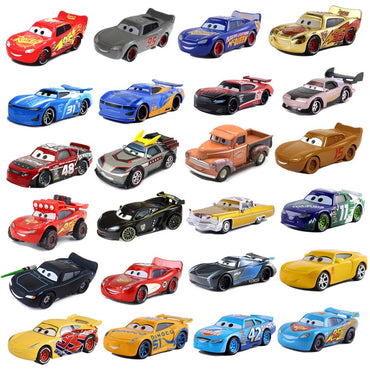 New Disney Pixar Metal Alloy Toy Car kids Birthday Christmas Gift
