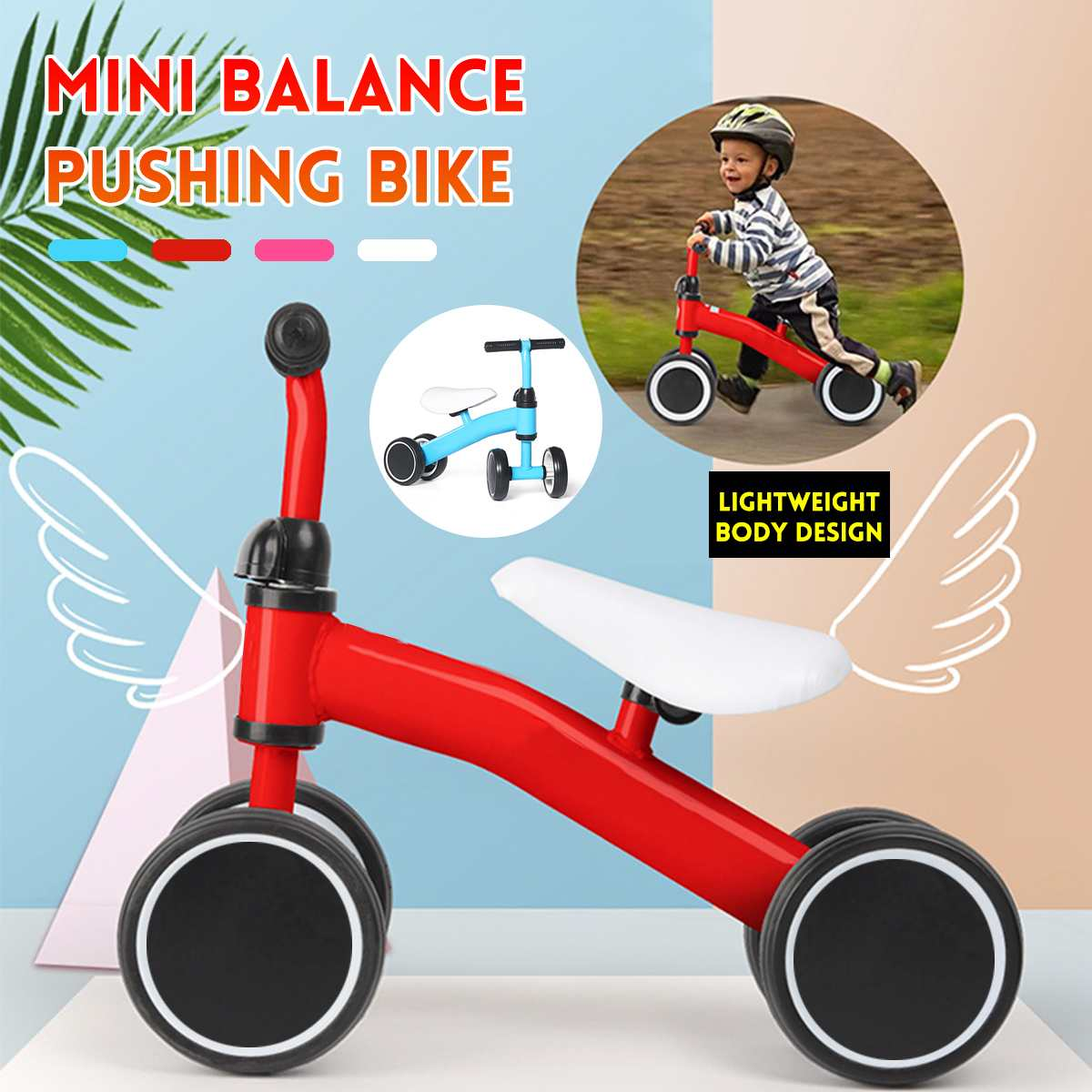 Mini Baby Balance Bike Toys  for kids