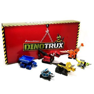 Dinotrux Dinosaur Truck Removable Dinosaur Toy Car for children
