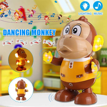 Fun Dancing Electric Robot Monkey Toys for Children