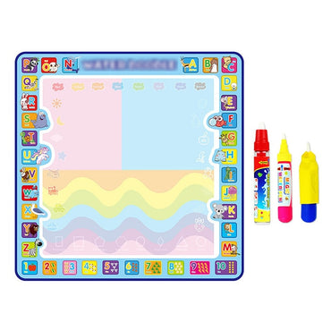 Magic Water Drawing Drawing Pens Stamp Painting Board toy for kids