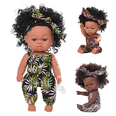 Black Baby Dolls Pop African Reborn toys For the Girls