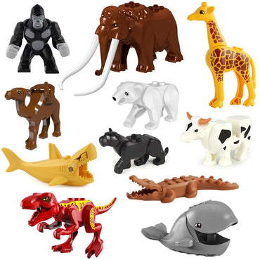 Animal Building Blocks toys for kids