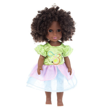multi style African black baby explosion head black skin Kids toy