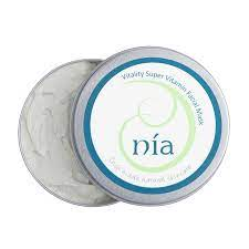 Nia Vitamin Facial Mask-Nia Natural Vitamin Facial Mask Gift Ireland