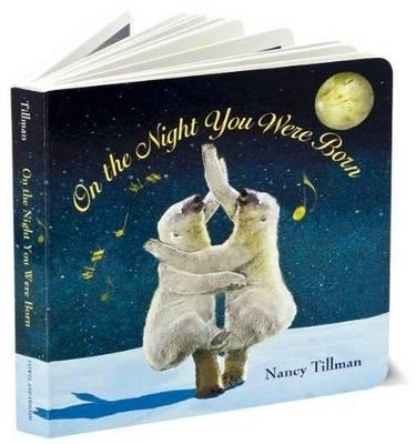 On the Night You Were Born Book-Baby Gift Box Book-Baby first Book Ireland