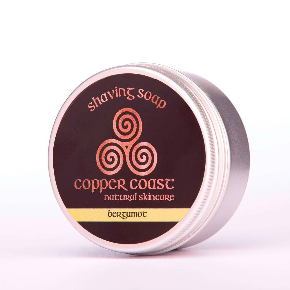 Shaving Soap from Copper Coast Skincare-Shaving Soap Gift Sets Ireland Delivered