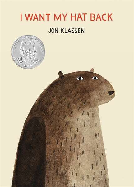 I Want My Hat Back book Jon Klassen