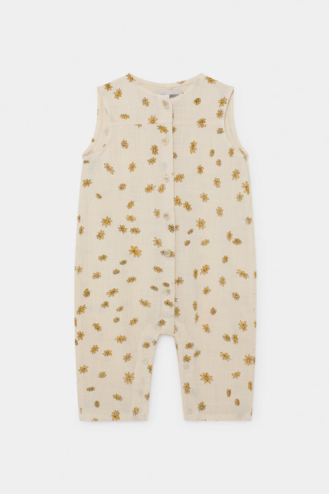 bobo choses ss20 a dance romance all over daisy woven overall 2000041 baby clothing vêtements bébé apparel