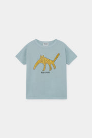 bobo choses ss20 A Dance Romance Leopard T-shirt vêtements clothing 12001006