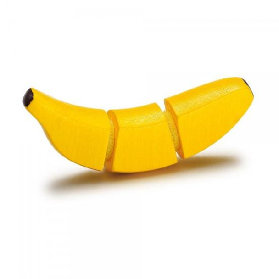 Erzi Montreal Canada banana to cut banane à couper dinette cuisine pretend-play cooking toy