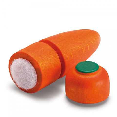 Erzi Montreal Canada carrot to cut carotte à couper dinette cuisine pretend-play cooking toy